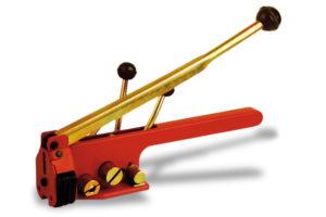 Modelo Universal de grapadora-flejadora de Vasport